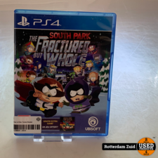 PS4 game   South Park the Fractured But Whole