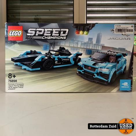 Lego speed champiogns 76898   Nieuw in doos   Met garantie