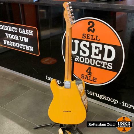 Fender Custom Shop 1953 Telecaster Journeyman Relic Butterscotch Gitaar || met garantie ||