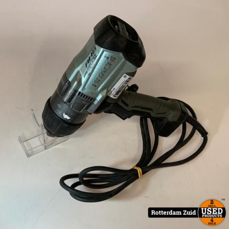 Hitachi WR25SE Slagmoersleutel - 800W - 1000Nm   Goede Staat   Met garantie