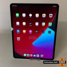 iPad Pro 12,9'' (3rd Gen 2018) 512GB Wifi | Kleine barst scherm  | Goede Staat