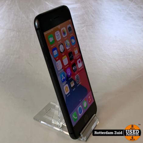 iPhone 8 64GB Black    in nieuwstaat met garantie   