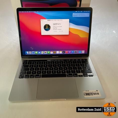 MacBook Pro 2020 | M1 | 8GB | 512GB | Touchbar || in nieuwstaat ||