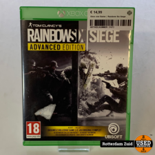 Xbox one Game |  Rainbow Six Siege