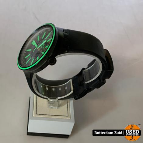 Swatch Horloge S027B113   Nettestaat   Met Garantie
