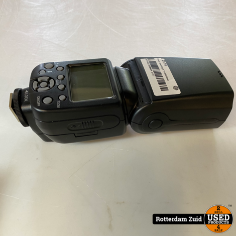 Triopo Speedlight TR-988 flitser || met garantie