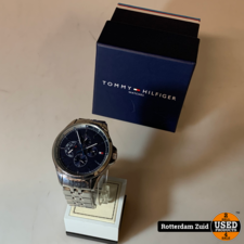 Tommy Hilfiger Horloge th.373.1.14.2660 || in doos met garantie ||