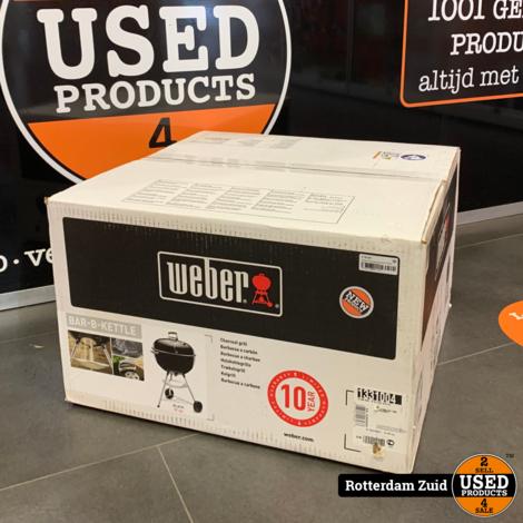Weber Bar-B-Kettle Barbeque || Nieuw in doos || met garantie ||