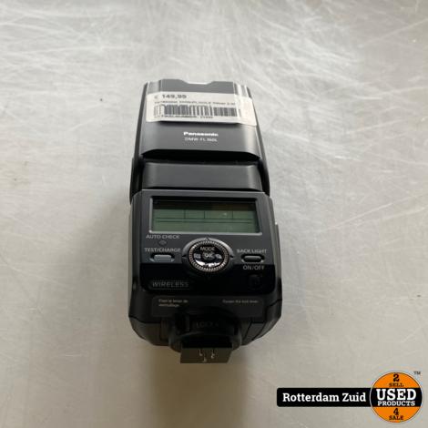 Panasonic DMW-FL360LE flitser    in nette staat met garantie   