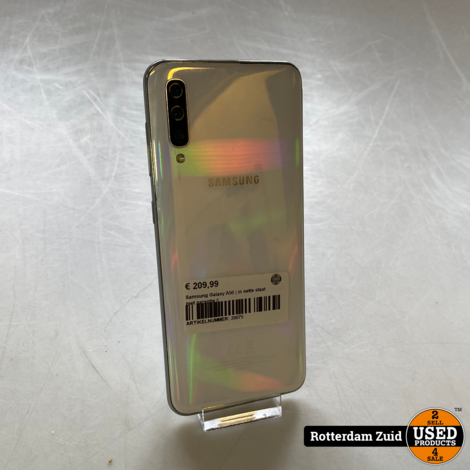 Samsung Galaxy A50 | in nette staat met garantie ||