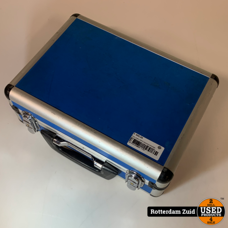 Euro Index S2610 drukverschilmeter met afpersset tot 1 bar    Met garantie   