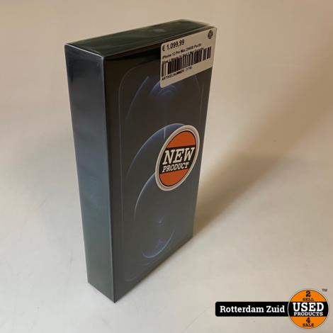 iPhone 12 Pro Max 256GB Pacific Blue || Nieuw In Seal || Met Garantie
