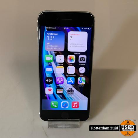 iPhone SE 2020 64GB White | in Nieuwstaat || Met Garantie