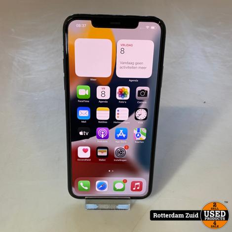 iPhone 11 Pro Max 64GB Midnight Green || In Nieuwstaat || Met Garantie