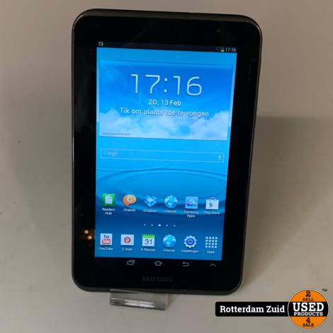 Samsung Galaxy Tab 2 7.0 || met garantie ||