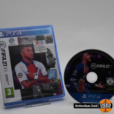 Playstation 4 game PS4: Fifa 21