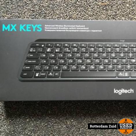 Logitech MX Keys Toetsenbord || Nieuw in doos ||