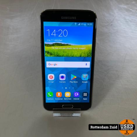 Samsung Galaxy S5 16GB    Nette Staat    Met Garantie