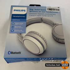 Philips Headphones 4000 Series    Nette Staat    Met Garantie