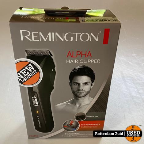 Tondeuse Remington Pro Power Alpha HC5150 | Nieuw In Doos