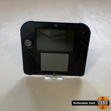 Nintendo 2DS blauw || met garantie ||