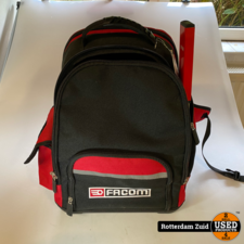 FACOM Soft Rugzak BS.L30PB Incl gereedschap     Nieuwstaat Met Garantie