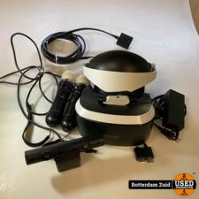 Playstation VR Incl Camera + 2 controllers    met garantie   