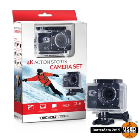 TMC Action Camera 4K    Nieuw in Doos   Met Garantie
