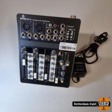 Devine MX-4 PA en studio mixer || Nette Staat Met Garantie