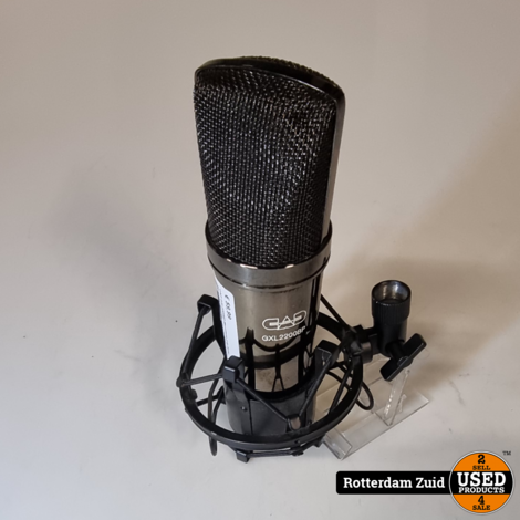 CAD GXL2200BP Microfoon || In Nette Staat met Garantie