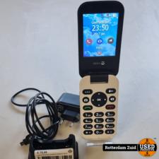 Doro senioren mobiele telefoon 0270 || Nieuwstaat Met Garantie