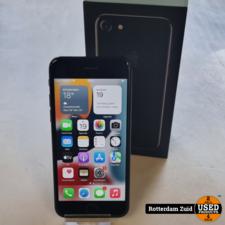 iPhone 7 128GB Black || Met Garantie