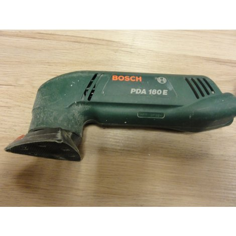 Bosch PDA 180E delta grinder