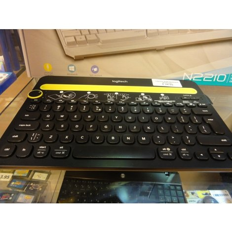 Logitech K480 Keyboard Bluetooth