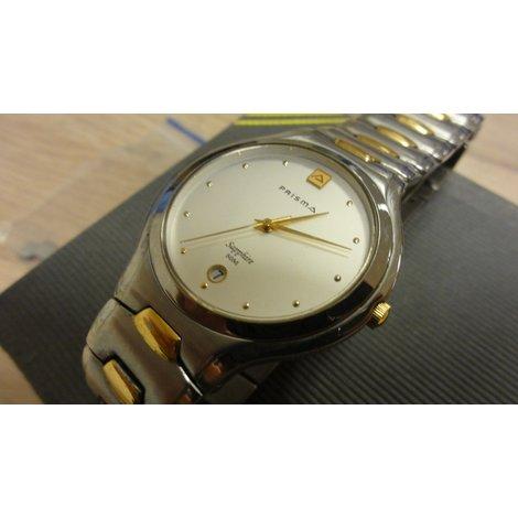 Prisma Sapphire 50M horloge met Saffierglas