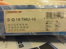 Gedoreset D 19 TMU-10 dopsleutelset nieuw in doos!