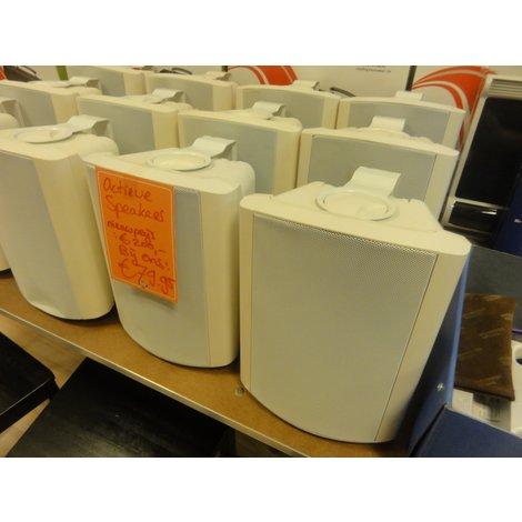 Monacor MKA-60 Actieve speakerset 15 Watt