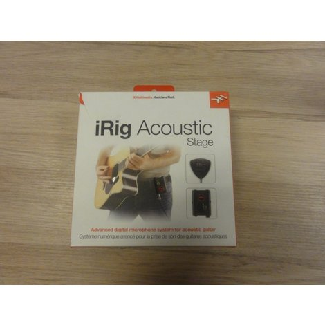 I rig acoustic stage element