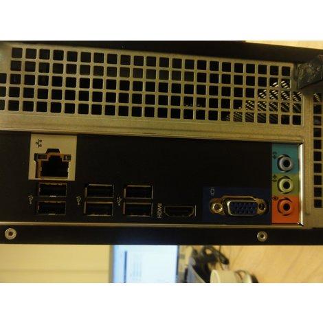 Dell Optiplex 390 desktop | i3 - 4Gb - 500Gb - W10