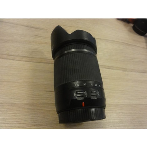 Tamron 18-200mm F3.5-6.3 Lens Di II VC