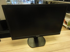 Philips 241S4L 24 inch monitor met VGA en DVI