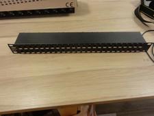 Pachbox balanced xlr 19 inch