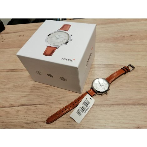 Fossil Q Jacqueline hybrid horloge/smartwatch in doos