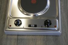 SB 8602 2 pits kookstel nieuw in doos