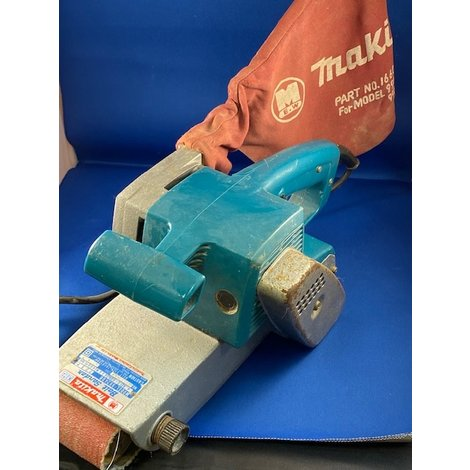 Makita 9924DB 850 Watt bandschuurmachine