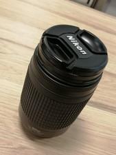 canon Nikon AF Nikkor 70-300mm F4-5.6G lens