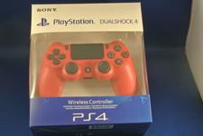 sony Sony playstation 4 controller rood nieuw in doos