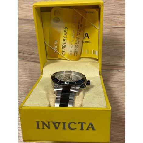 Invicta 12843 herenhorloge chrono in nette staat in doos