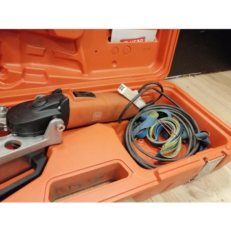 Fein RS12-70E Buizenslijp/polijst machine in nette staat in koffer