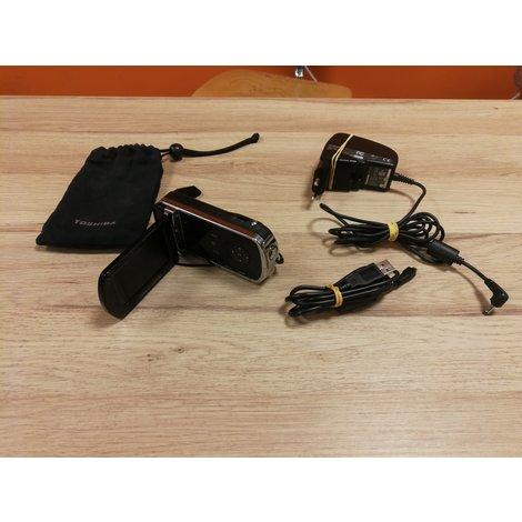 Toshiba Camileo SX900 9X optical zoom filmcamera